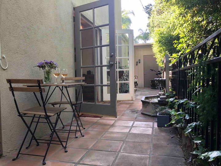 Casa Linda's Private Garden Hideaway