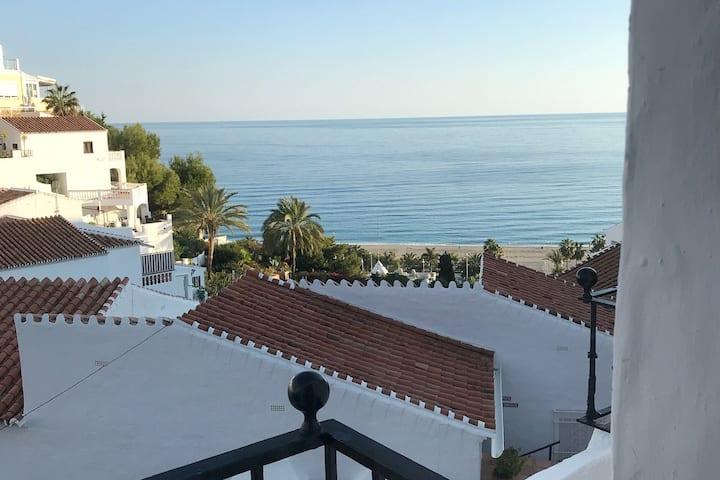 Wonderful sea views at Capistrano Playa 307