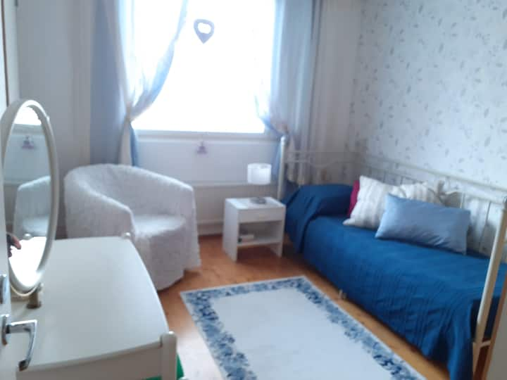 Private room in Iisalmi town centre