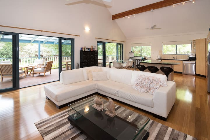 The River House - in the heart of Margaret River!