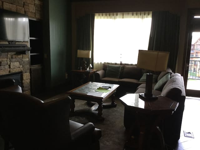 Wyndham Glacier Canyon 2 Bedroom Presidential - Baraboo