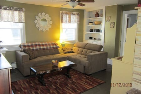 Spacious & Cozy Near Becker College & Worcester Ma - Leicester - Apartment