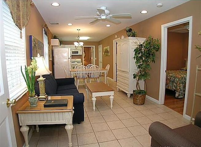 3  BR Lazy River Park House , Ocean Block - Seaside Park - Casa