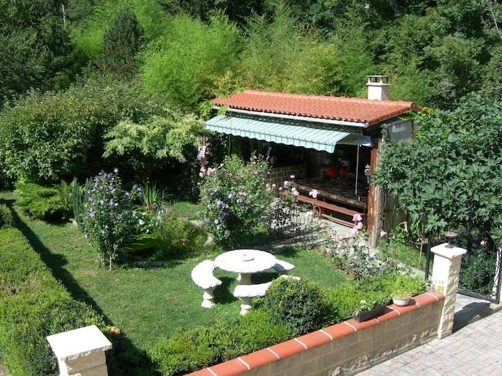 Les Rives de l'Ariège au bord de l'eau accès privé