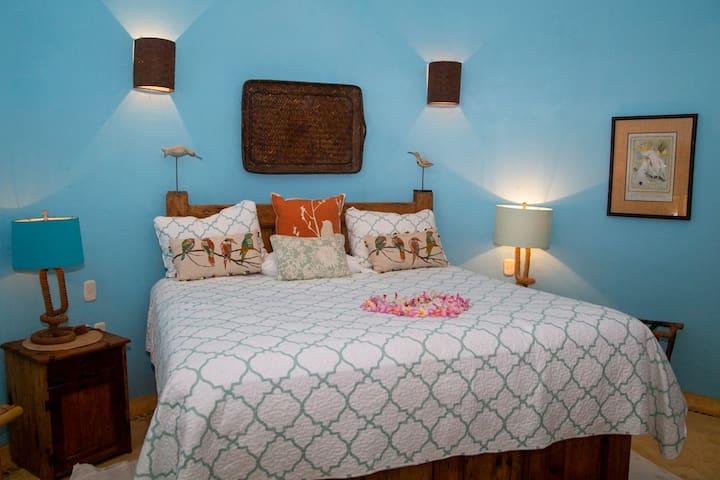 First Floor Round Bedroom