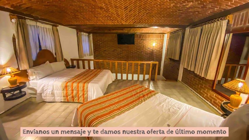 Suite - Villa con poza privada
