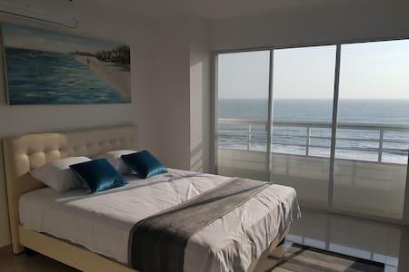Playa Privada Suite°1 Vista al Mar 45min Guayaquil