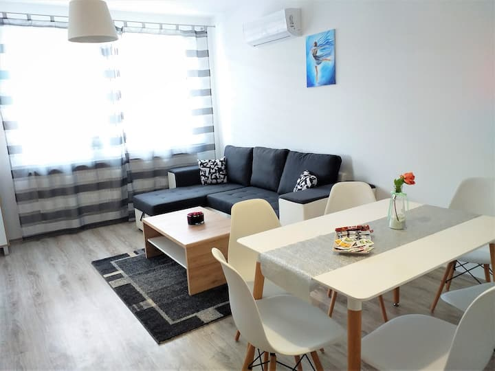 Hatvan Corner Apartments, **CITY CENTER**