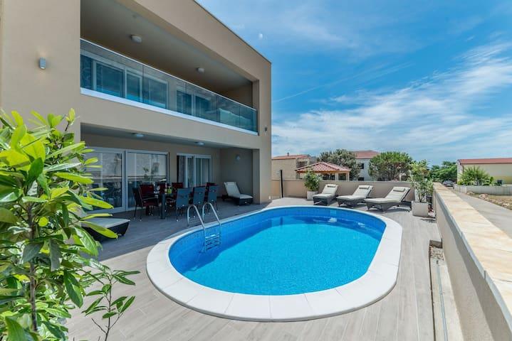 Villa Marinella with Swimming Pool
