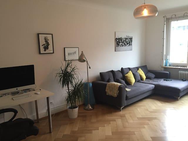 Lovely flat 20 minutes from Basel World - Basel - Apartemen