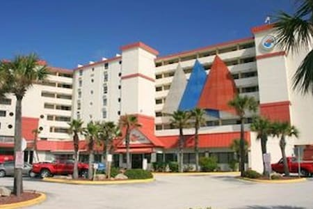 One bedroom oceanfront condo. - Daytona Beach