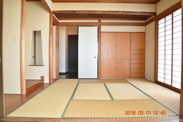 cozy Tatami room 中華街、MMirai,スタジアム至近