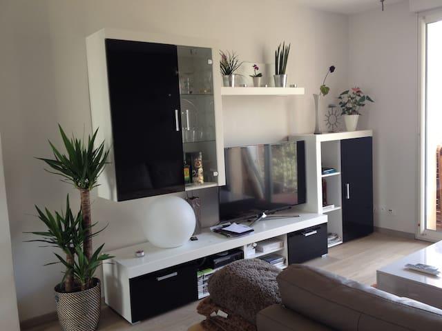 Appartement au pied des vignes - Tain-l'Hermitage - Departamento