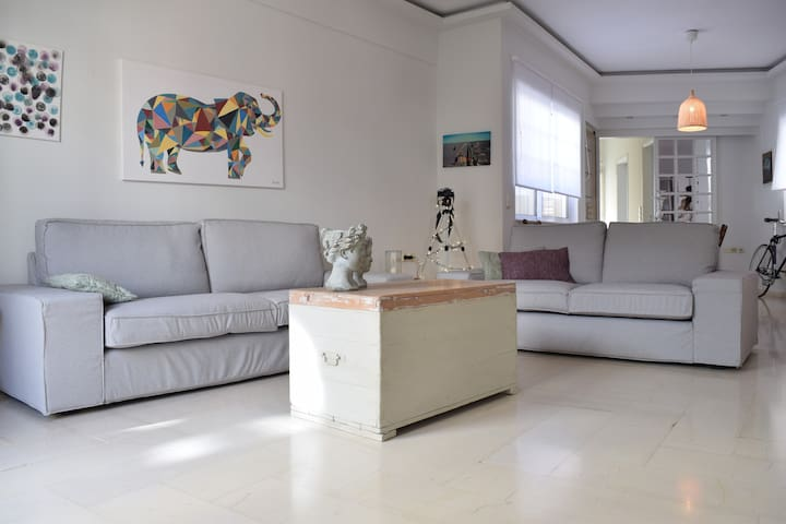 Central Cozy Flat