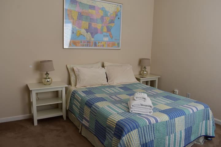 YOUR COZY AND BEAUTIFUL ROOM AT HOME IN VACAVILLE!