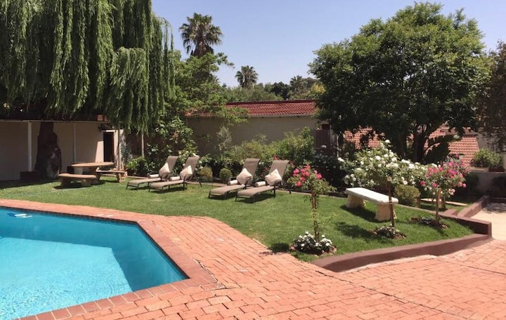 Marion Lodge - Sandton - home away from home
