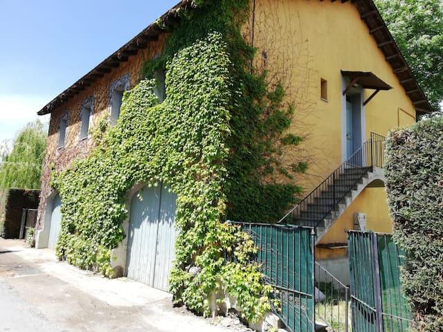 "Casa amb jardí a Age-Puigcerdà ""Casa Villadach"""