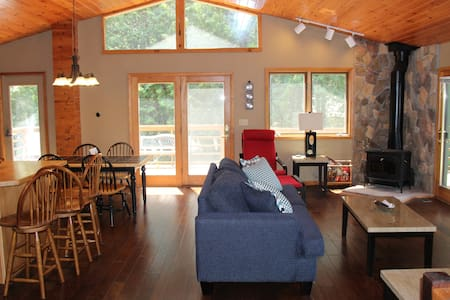 Perfect ski/winter retreat! - Central Lake