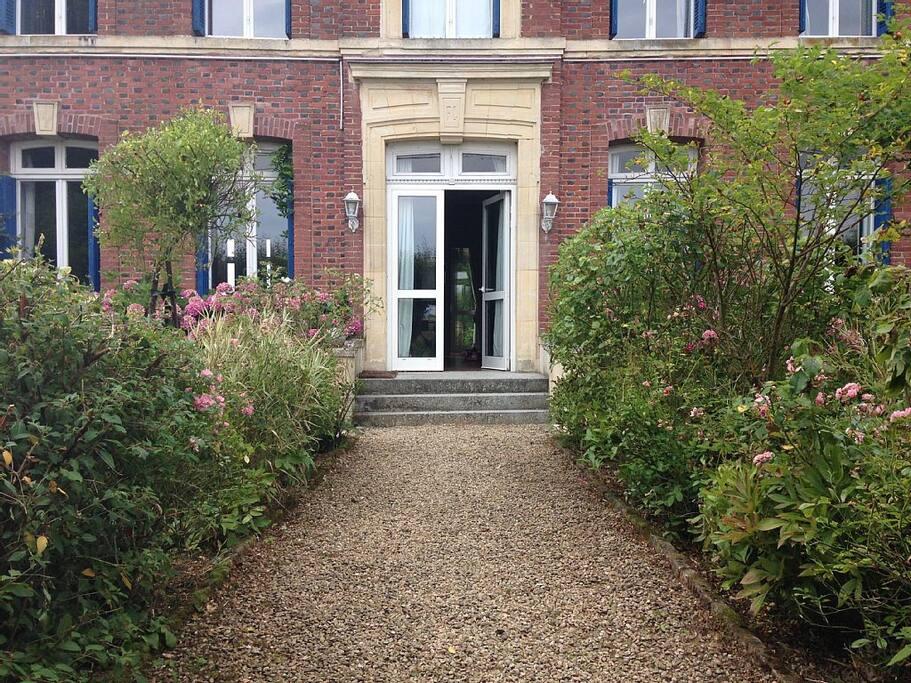 maison de charme la campagne houses for rent in fauguernon basse normandie france. Black Bedroom Furniture Sets. Home Design Ideas
