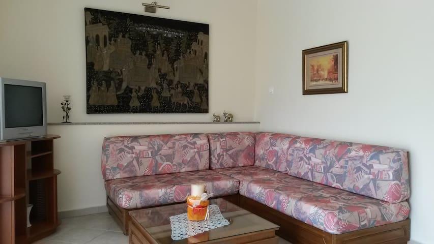 Luxury apartment Filippos