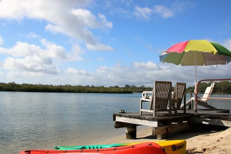 Chill out at The Loft, Noosa Sound - Noosaville