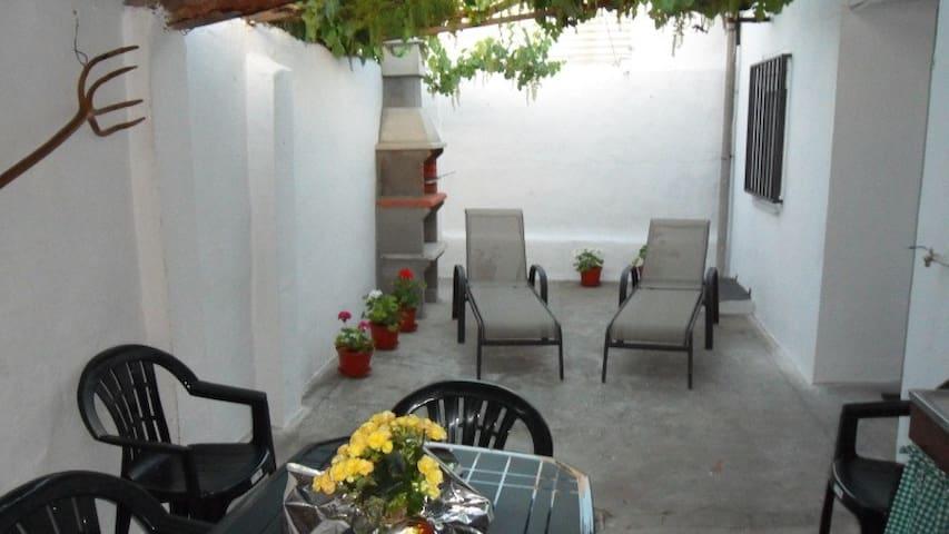 Casa La Cárcava,Típica casa de pueblo reformada
