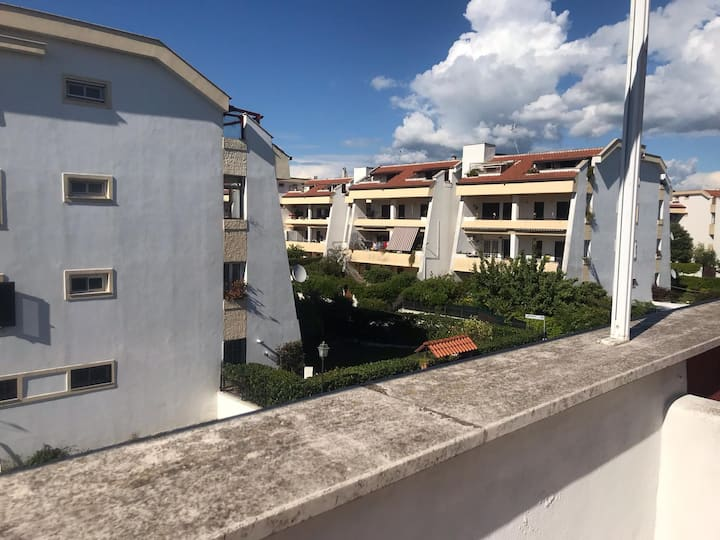 Apartment with shared swimming pool Cerenova