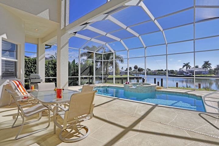 Discover the True Meaning of Comfort in this Direct Access Waterfront Home