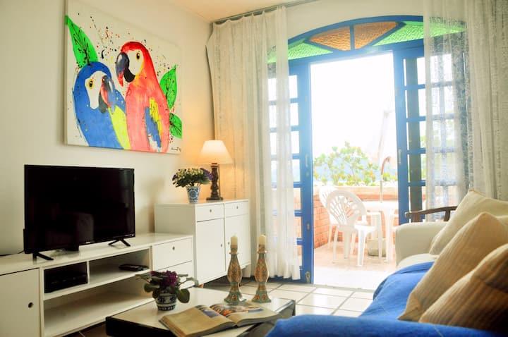 Al Mare by Villa Daniella - Linda Casa Frente-Mar