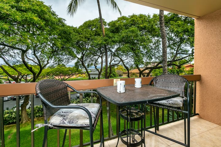 Maui Vista 2318-Listen to the many island birds while drinking your morning coff