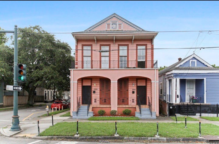 Charming 2BR in Treme, 5min to WholeFoods, etc