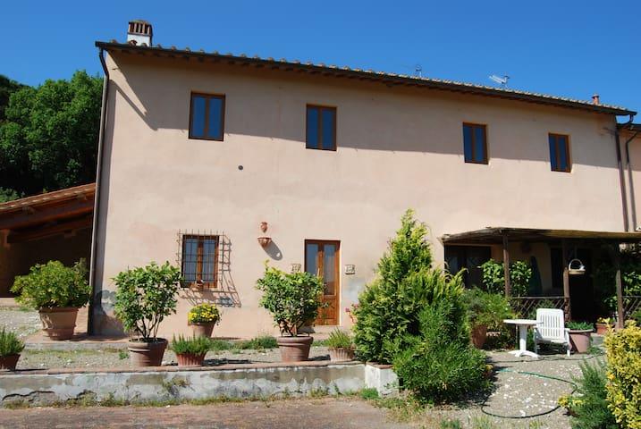 """Appartamento """"Colonica"""" vicino a Firenze - Capraia e Limite - Casa"""