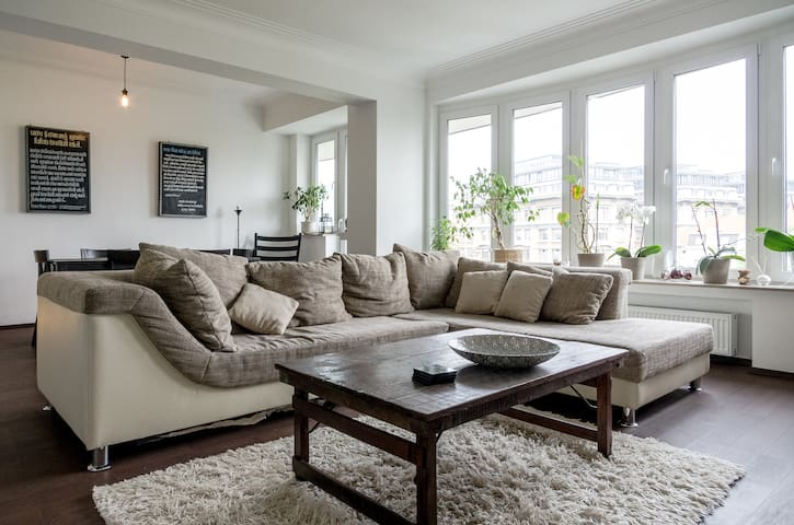 Great Apartment in Brussels - Saint-Gilles - Apartament