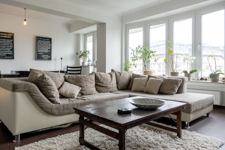 Spacious Apartment in Brussels - Saint-Gilles