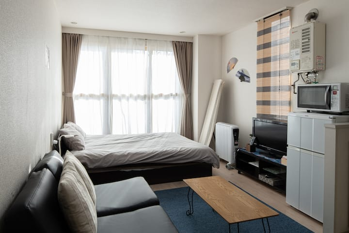 10 minutes from Sapporo Station! ! 【Room401】