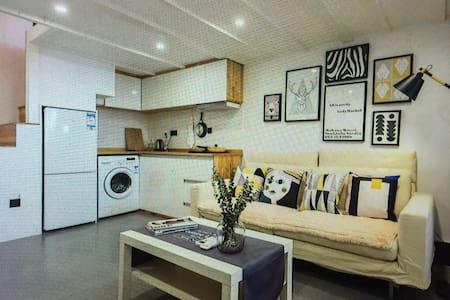 Nordic wind loft two bedroom - Leesburg - Lägenhet