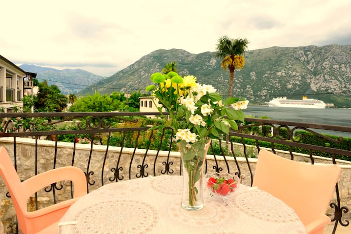 Becovic Sea View Confort Room for 2 people