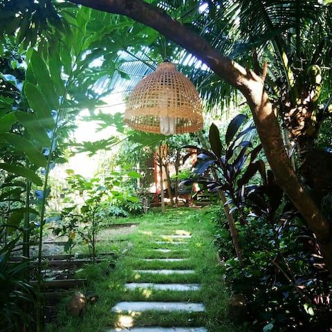 สวนพอเพลิน Farmer's Cafe