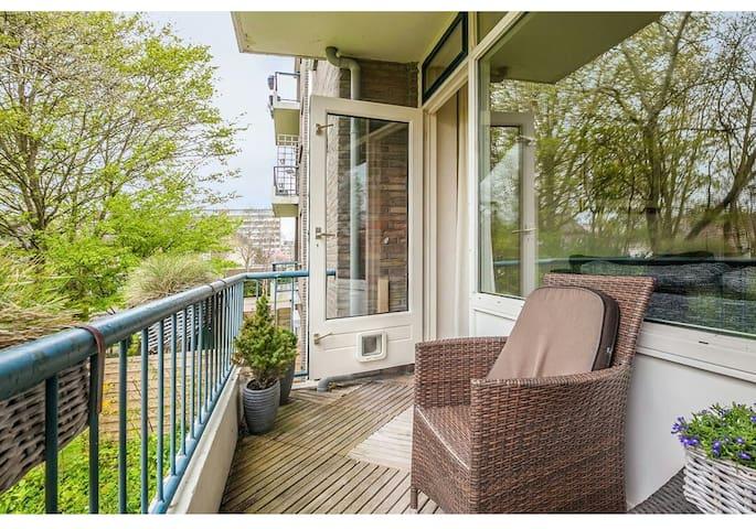 Appartment nearby Alkmaar city centre - Alkmaar - Appartement