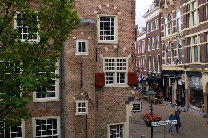 Orangedelight, spacious apartment in central Delft