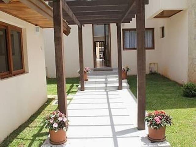 Segurança de apartamento e conforto - Campos do Jordão - Leilighet