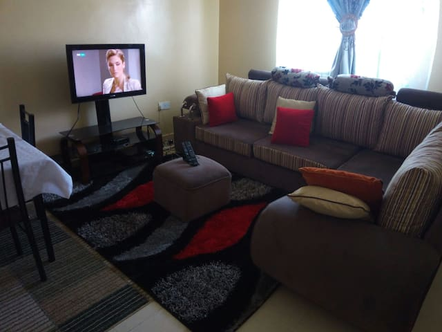 Nice 1bedroom In a gated community vry secure area