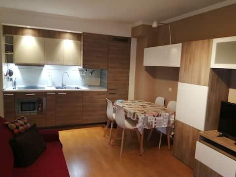 Acogedor Apartamento Trinidad- Wifi- Málaga centro