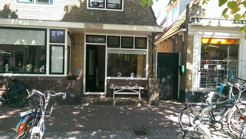Knusse en gezellige B&B Jan de Bierman op Vlieland - Oost-Vlieland