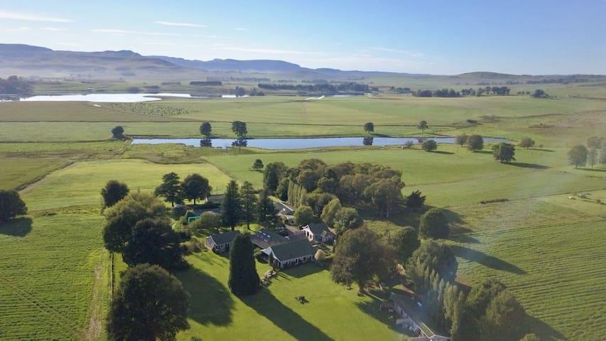 Farm-stay Holiday at KarMichael Farmhouse