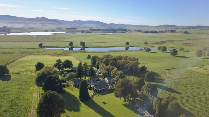 Farm-stay Holiday at KarMichael Farmhouse