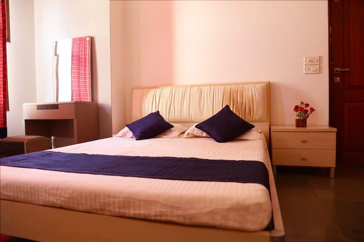 Super comfortable rooms