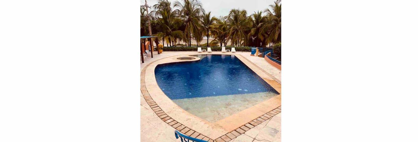 Para 4 o 6 playa privada  excelente ubicación2