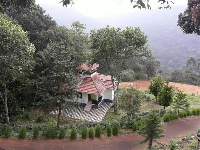 Valley Luxury cottage - Idukki