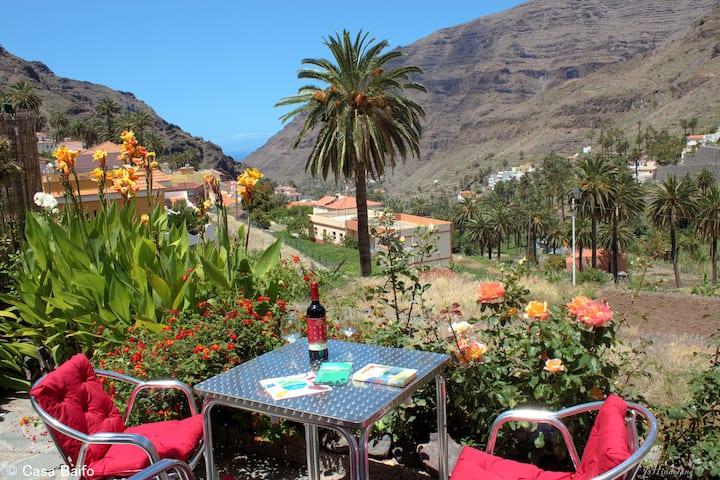 CASA BAIFO im  Herzen des Valle Gran Rey